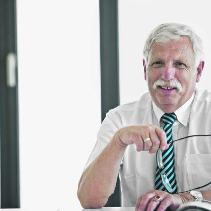 Prof. Dr. Matthias Diezemann // Präsident TASPO Stiftung e.V.