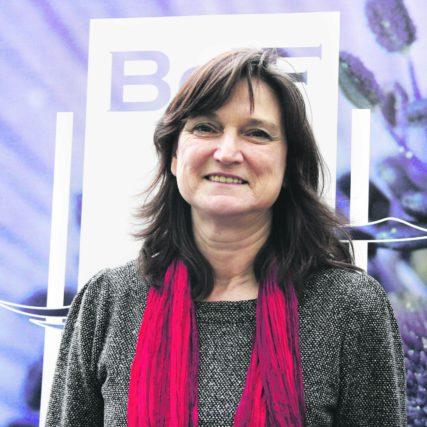 Birgit Ehlers-Ascherfeld // Vorsitzende BdF