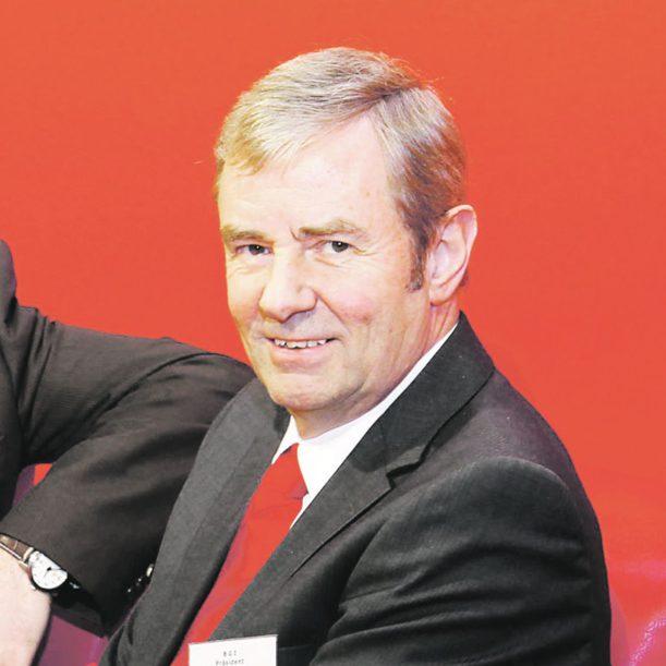 Jan Roloefs // Mitglied im Vorstand BGI