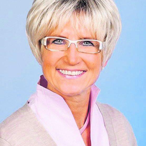 Eva-Maria Theuerkauf // Präsidentin Landesverband Gartenbau NRW
